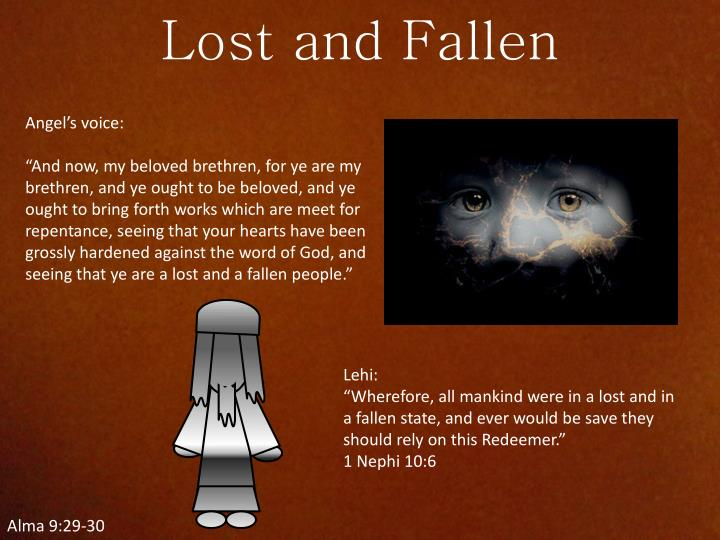 Lost and Fallen
