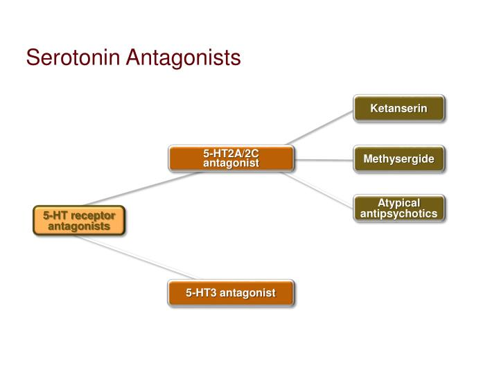 Serotonin Antagonists