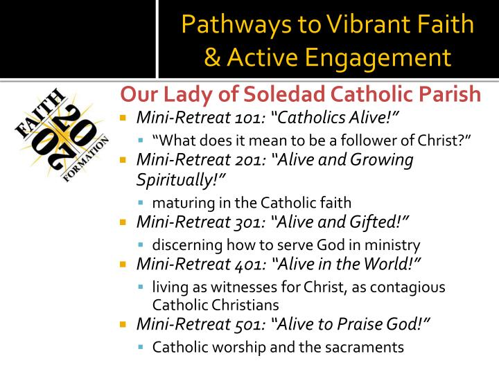 Pathways to Vibrant