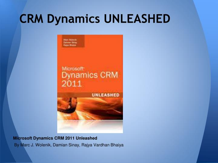 CRM Dynamics UNLEASHED