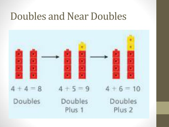Doubles and Near Doubles