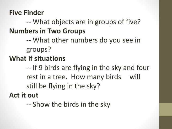 Five Finder