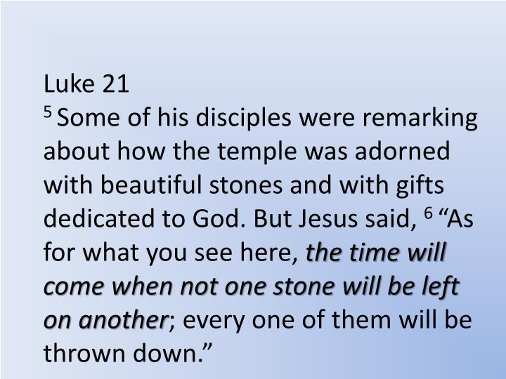 Luke 21
