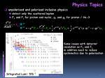 physics topics2