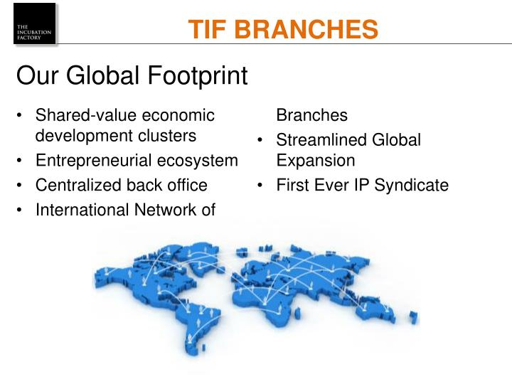 TIF BRANCHES