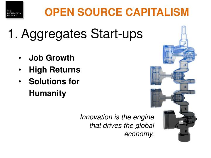 OPEN SOURCE CAPITALISM