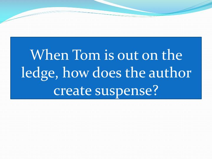 how do authors create suspense and Suspense is a literary device that authors use to keep their readers' interest alive   therefore, authors create scenarios that could force readers to understand,.