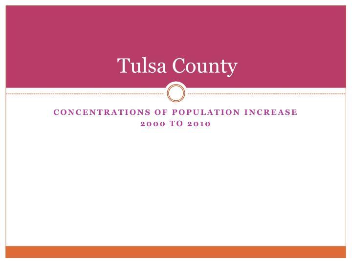 Tulsa County
