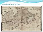 champlain map of 1632