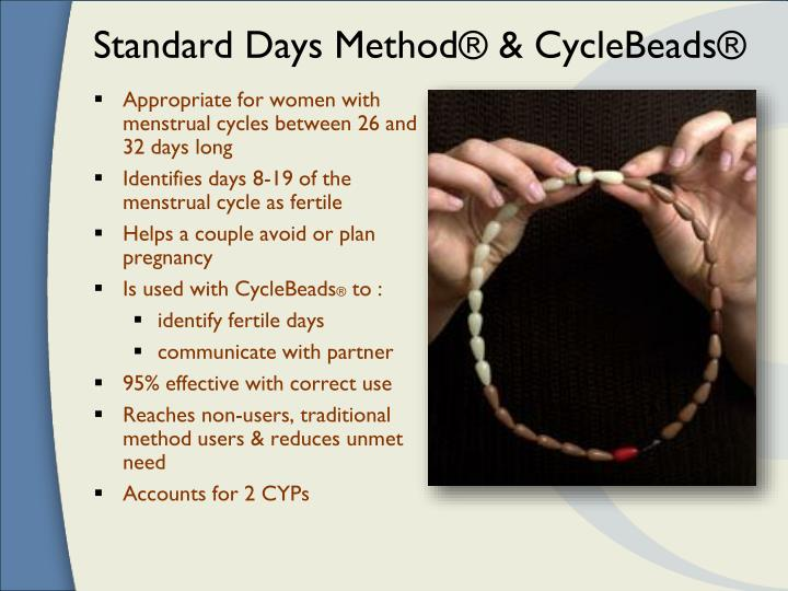 Standard Days Method® & CycleBeads®