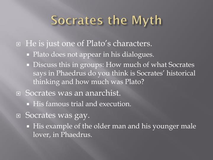 Socrates the Myth