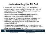 understanding the eu call