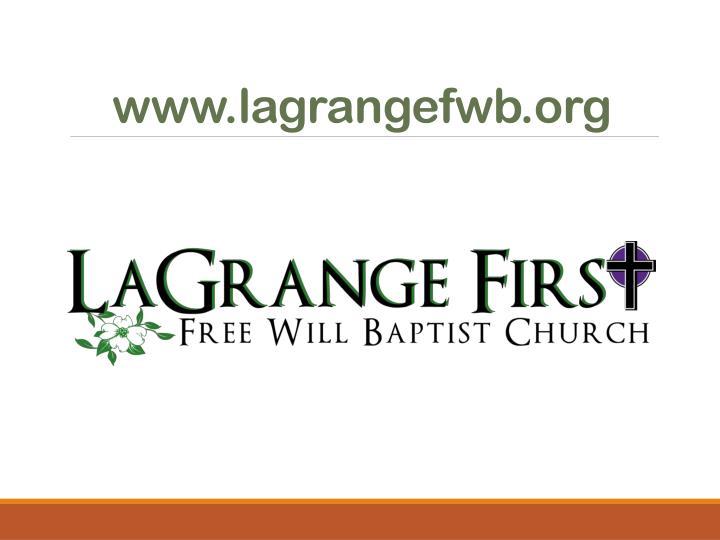 www.lagrangefwb.org