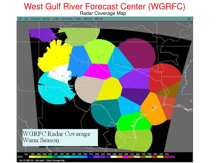West Gulf River Forecast Center (WGRFC)