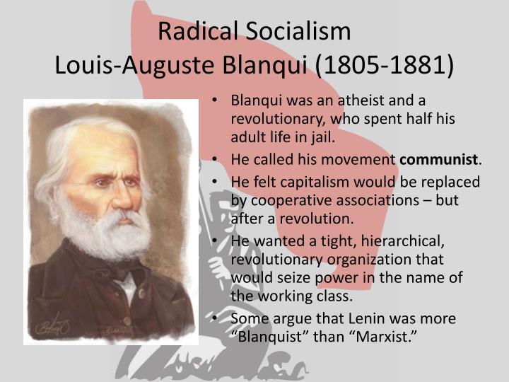 Radical Socialism
