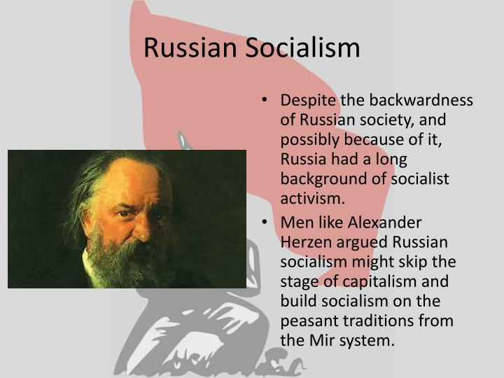 Russian Socialism