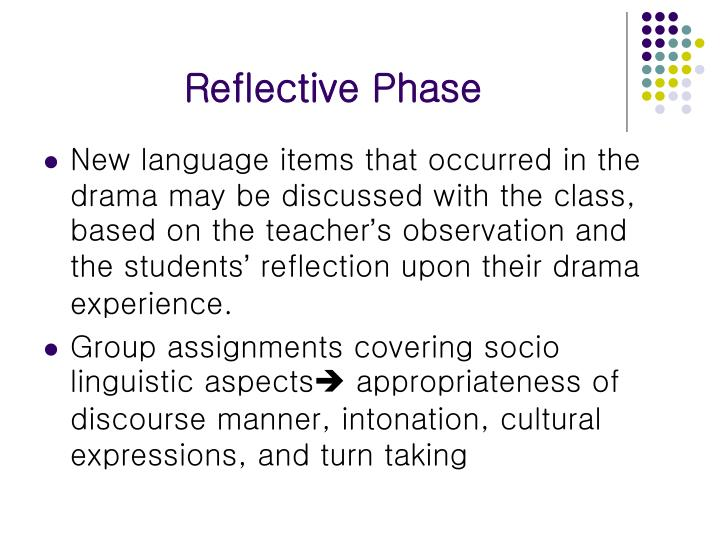 Reflective Phase