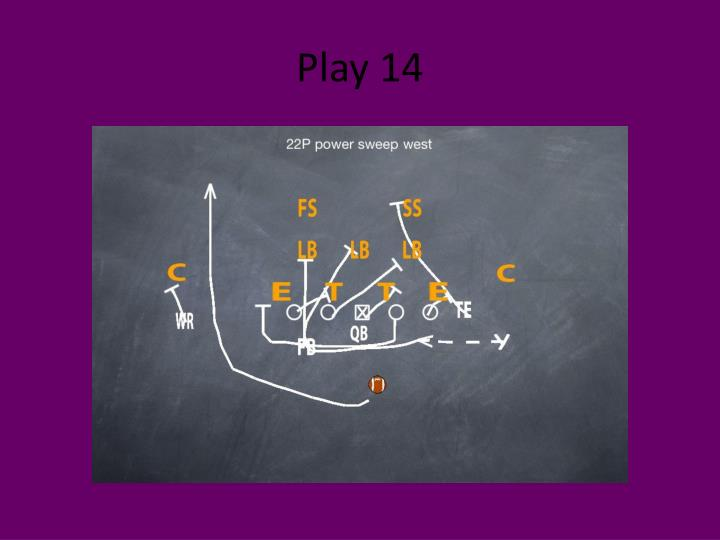 Play 14