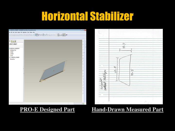 Horizontal Stabilizer