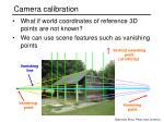 camera calibration2