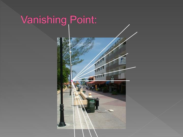 Vanishing Point: