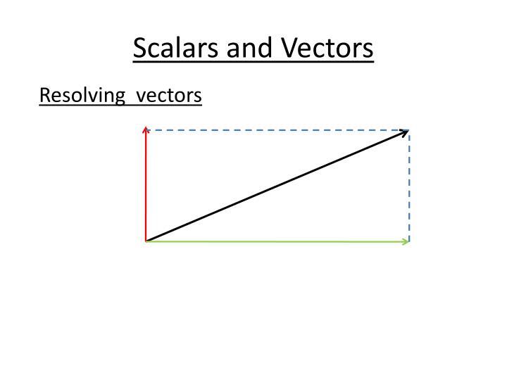 Fabulous vector and scalar examples photos