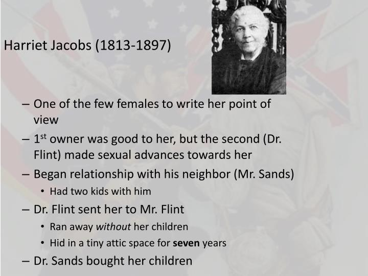Harriet Jacobs (1813-1897)