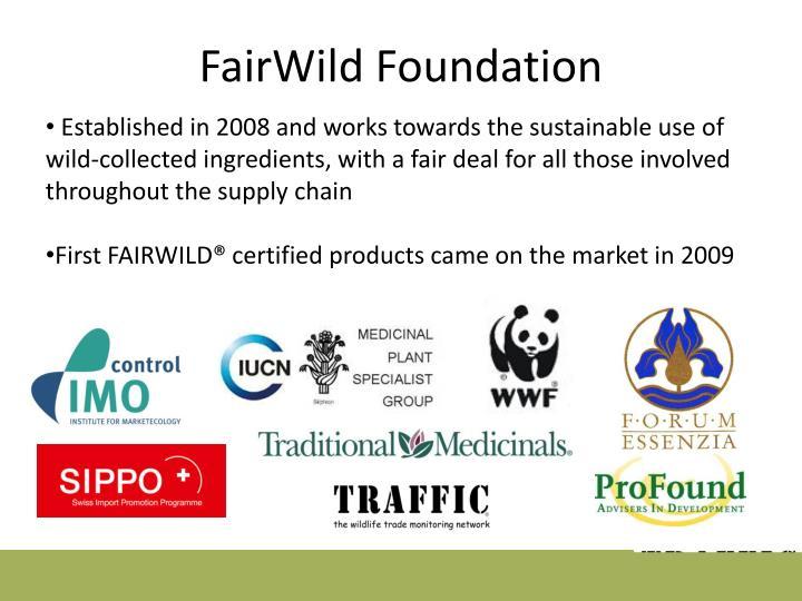 FairWild Foundation