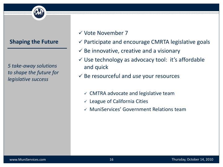 Vote November 7