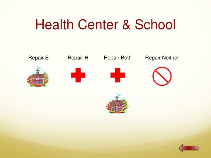 Health Center & School