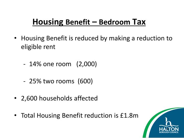 Housing Benefit is reduced by making a reduction to eligible rent