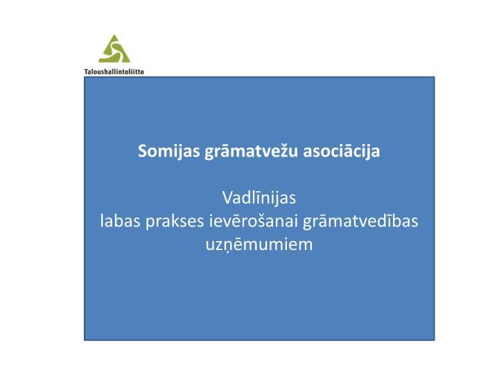 Somijas grāmatvežu asociācija