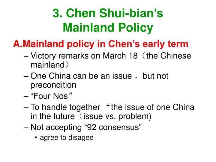 3. Chen