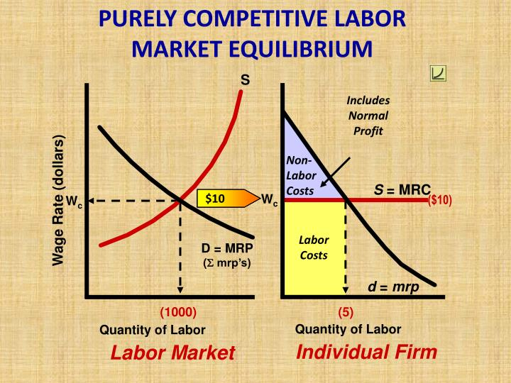 PURELY COMPETITIVE LABOR