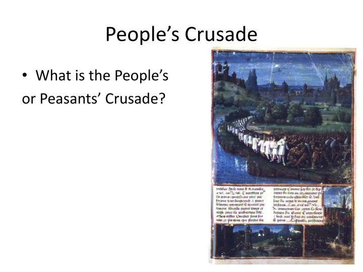 People s crusade