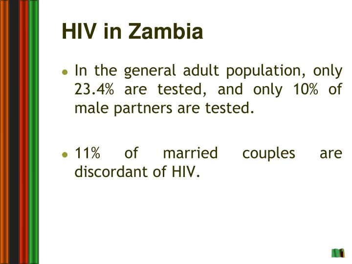 HIV in Zambia
