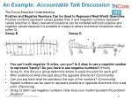 an example accountable talk discussion1