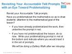 revisiting your accountable talk prompts with an eye toward problematizing