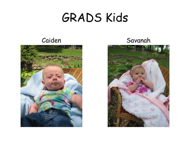 GRADS Kids