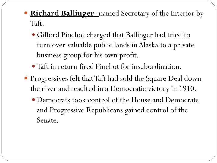 Richard Ballinger-