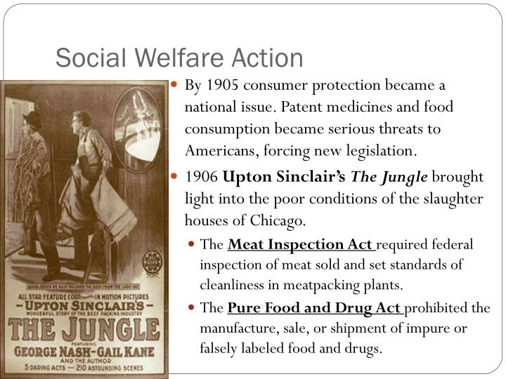 Social Welfare Action