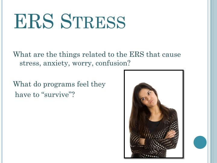 ERS Stress
