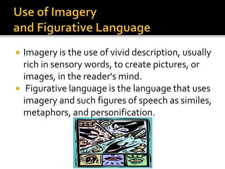 Use of Imagery