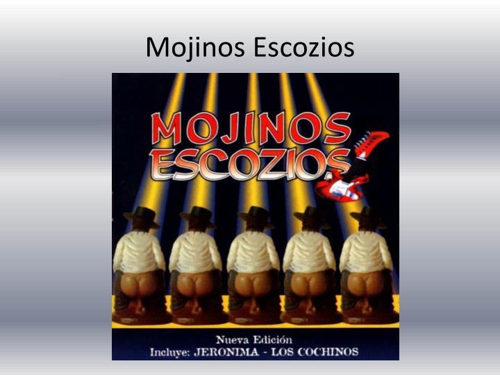 Mojinos