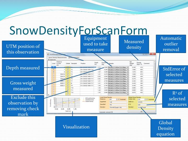 SnowDensityForScanForm