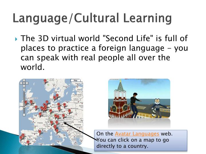 Language/Cultural Learning