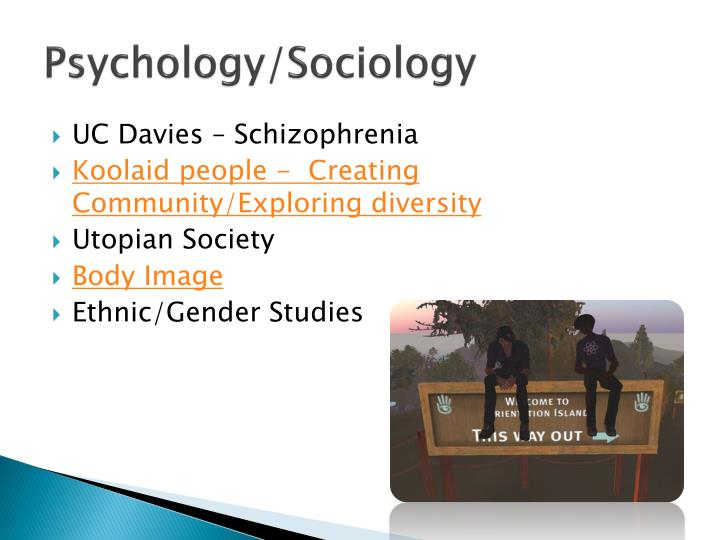 Psychology/Sociology
