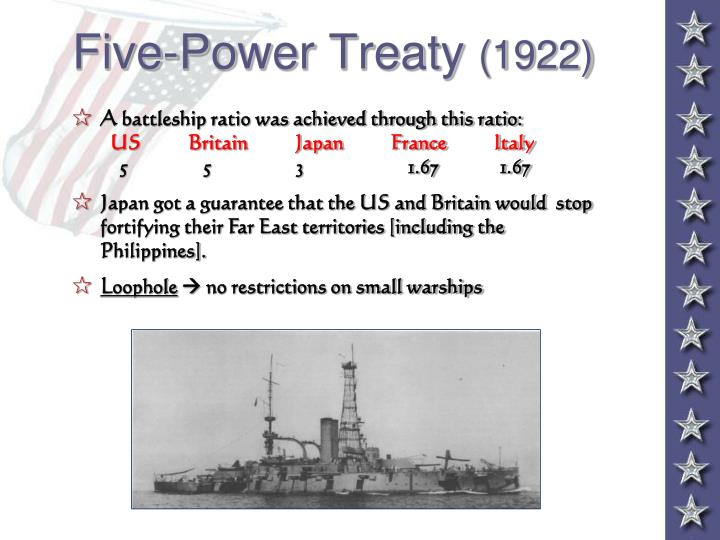 Five-Power Treaty