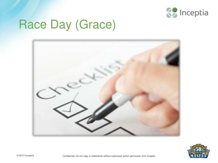 Race Day (Grace)
