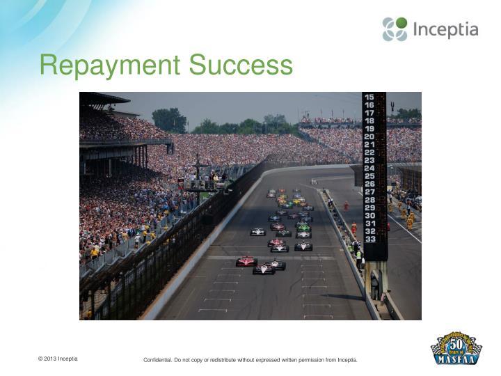 Repayment Success